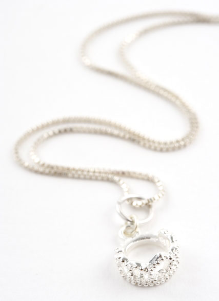Tiara Charm Necklace