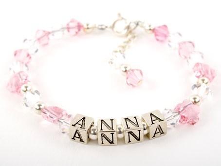Anna Name Bracelet